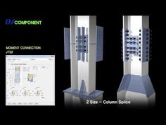 (76) Tekla Structures Auto Connections - DS Component (English) - YouTube