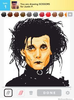 Character Drawings of Famous People | These people's artistic ability really need to be shared. So we've ...