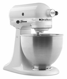 KitchenAid Classic Stand Mixer only $299 http://www.lavahotdeals.com/ca/cheap/kitchenaid-classic-stand-mixer-299/122889