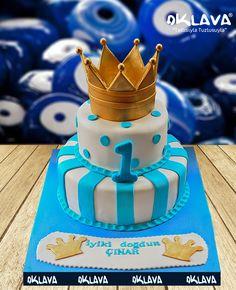 Sipariş İçin: www.pastasiparise… For Order: www.pastasiparis to … Airplane Birthday Cakes, First Birthday Cakes, 1st Birthday Dresses, New Cake, Fondant Figures, Cakes For Boys, Easy Cake Recipes, Tiered Cakes, Party Cakes