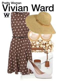 """Pretty Woman"" by wearwhatyouwatch ❤ liked on Polyvore"