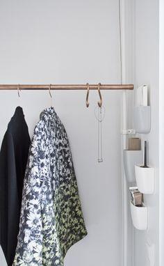 T.D.C | Clothing Rail + Normann Copenhagen Pocket by Da Daa