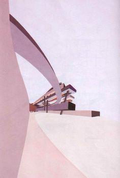 'The Peak' by Zaha Hadid