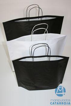 79c024ac0 Las 34 mejores imágenes de Newbags | Fabric handbags, Paper bags y ...