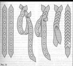 The idea bracelet braided or braid / Jewellery and jewelry / SECOND STREET