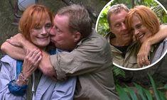 I'm A Celebrity: Harry Redknapp has emotional reunion with wife Sandra Harry Redknapp, Romance, Celebrity, Celebs, Couple Photos, Tv, Romance Film, Celebrities, Couple Shots