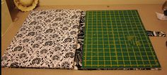 Quilting Cutting Mat Ironing Board Combo