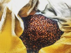 El #CafeHaciendaMestiza de @sandrapegna mi ayuda de cada mañana