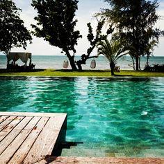 Knai Bang Chatt resort in coastal Kep, #Cambodia. // Article: Cambodia's New Look