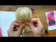 ***OPEN ME*** Hey guys! In this tutorial i'm showing you how that I add hair on my dolls! I hope you liked the video! xo ___________________________________ ...