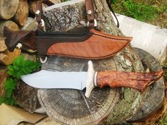 Show me your custom camp knife/chopper. - Page 9