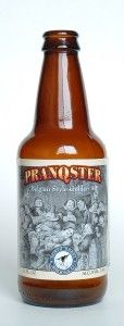Pranqster, North Coast Brewing Co., California - 7.6% ABV Belgian Strong Pale Ale