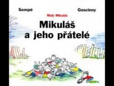 Mikulášovy patálie France 1, Audio Books, Ebooks, Youtube, Stand Up Comedians, Books To Read, Reading, Drawings, Youtubers