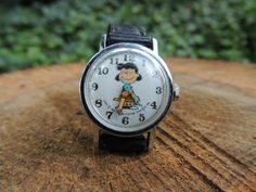Peanuts Lucy van Pelt Watch