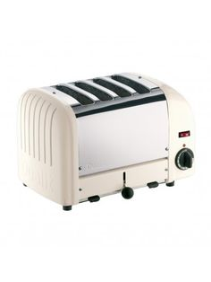 Dualit Vario 4 Slice Toaster Cream - 40354 - Dualit - Brands | Homeware Boutique