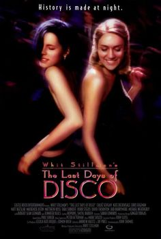 The Last Days of Disco 11x17 Movie Poster (1998)