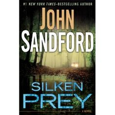 Silken Prey by John Sandford starring Lucas Davenport.  #23 in the Prey series - out in May 2013.  Can't wait.... *excited*