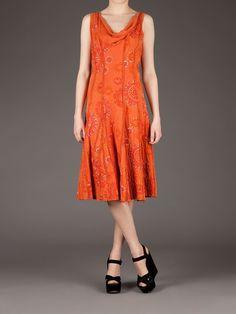 Projet Alabama Sunshine Patterned Dress