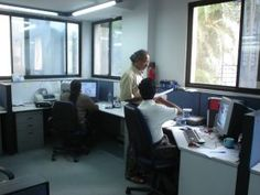 Benefits of shared office space are obvious for various reasons. Traditional office requirements are always one of the major overhead cost for a business Articles Of Association, Computer Jobs, Work Relationships, Create A Company, Traditional Office, Shared Office, Accounting Services, Mind Over Matter, Office Environment
