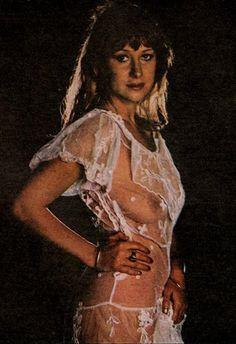 A young Helen Mirren