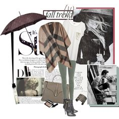 """Rainy Days"" by angieinwonderland on Polyvore"
