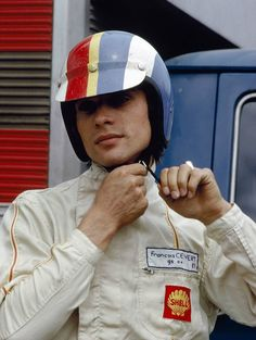 Francois Cevert - The Blue Eye Prince of Formula I - A Champion and a wonderful pianist. Memories for the 40th anniversary of his tragic death at watkins Glen in New York State on October 6, 1973.