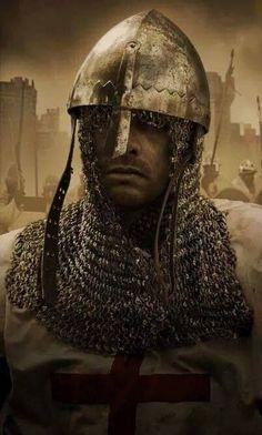Ao término da Batalha de Montgisard, os Francos perseguiram os muçulmanos pela planície, matando sem misericórdia.