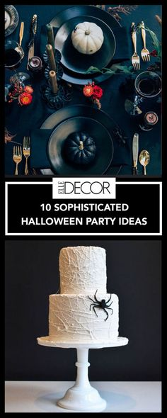This is how you throw a splendid Halloween party — the adult way.