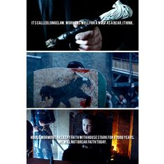House Mormont's shield !!