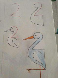 Simpel tekenen met 2