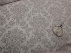 Drapery Fabric Floral Fabric Cafe Au Lait Cotton Home Decorator Fabric