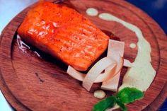 МастерШеф 6: форель в лаймово-медовом соусе от Юрия Кармазина - Рецепты. Кулинарные рецепты блюд с фото - рецепты салатов, первые и вторые блюда, рецепты выпечки, десерты и закуски - IVONA - bigmir)net - IVONA bigmir)net