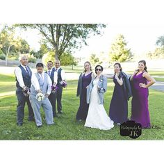 Bridal Party Photoshoot | Wedding Venue Oceanside, CA | El Camino Country Club