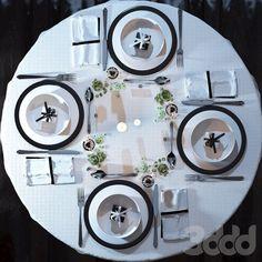 3d модели: Посуда - Сервировка стола