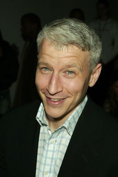 Anderson Cooper 2004 always my story with your sorry AC360 according to his emmy folks.