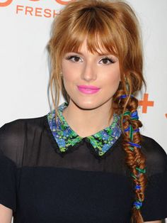 Get Bella Thorne's Fun Braid!