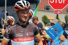 Tour of Utah 2012 Stage 3: Ben King  ©2012 Middle Aged Ski Bum