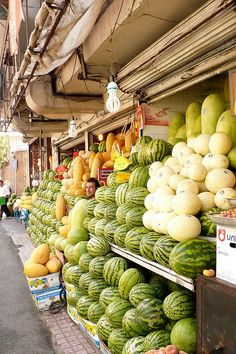 Market Day in Tehran, Iran Iran Today, Middle East Destinations, Tehran Iran, Persian Culture, Iranian Food, World Market, Fruits And Vegetables, Farmers Market, Street Food