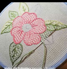 Getting to Know Brazilian Embroidery - Embroidery Patterns Hardanger Embroidery, Hand Embroidery Stitches, Embroidery Hoop Art, Hand Embroidery Designs, Cross Stitch Embroidery, Cross Stitch Patterns, Creative Embroidery, Simple Embroidery, Swedish Weaving