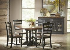 Dining Rooms Arden Ridge Round Table Dining Rooms