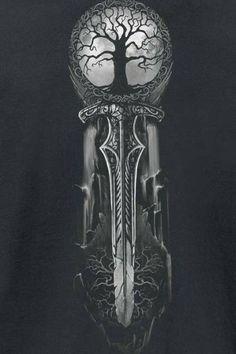 As Melhores Tattoos the pet - diy tattoo images - Tattoo Fenrir Tattoo, Norse Tattoo, Celtic Tattoos, Viking Tattoos, Warrior Tattoos, Angel Warrior Tattoo, Body Art Tattoos, New Tattoos, Tattoos For Guys
