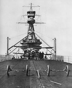 Knights of the Air: The HMS Furious, one of the first aircraft carriers
