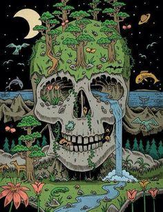 Toten Kopf