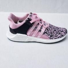 online store f4770 e2d84 Adidas Equipment EQT Support Boost 93-17 BZ0583 Glitch Wonder Pink White  Black  Adidas  RunningCrossTraining