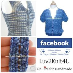 Luv2Knit4U Featured Facebook Artist