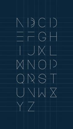 Urban Font by Design Devision - The Greek Foundation