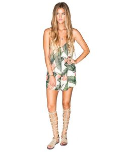 Show Me Your Mumu Rascal Romper in Paradise Found – SWANK