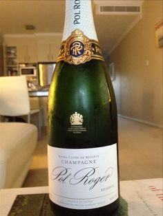 Pol Roger, a beautiful champagne