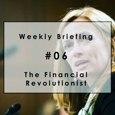 Weekly Briefing #06: Banking CEO dons fintech hat. #Online Lending #Startups #Insurance #Bloomberg #Millennials #JPMorgan #FrankRotman #Domains #Fintech #Bitcoin | Read more at http://bit.ly/1ZklzHq. Originally posted on December 24, 2015.