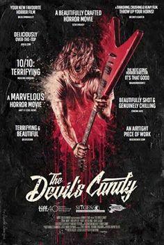 TERROR EN EL CINE. : THE DEVIL'S CANDY. (TRAILER 2016)